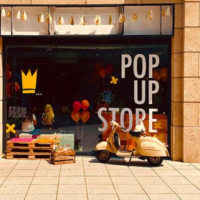 KRONPRINZ Pop Up Store Stuttgart
